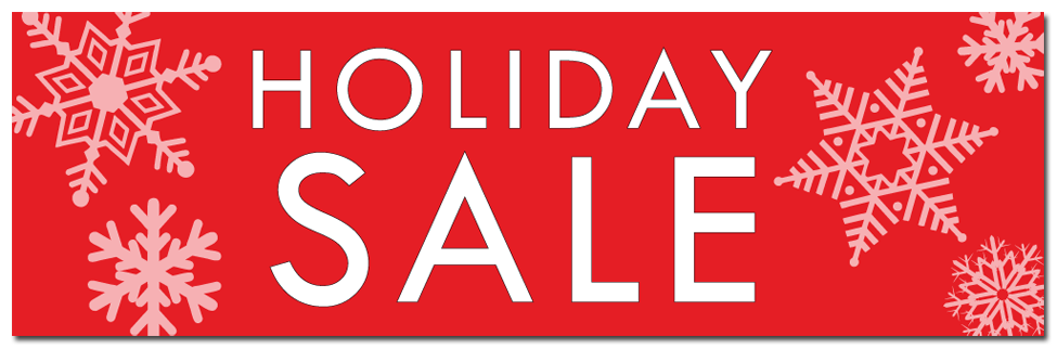 Last Chance Holiday Volume Discounts