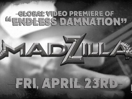 """Madzilla Drops """"Endless Damnation"""" Single And Video"""