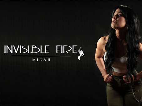 """Micah shines with """"Invisible Fire"""" single"""
