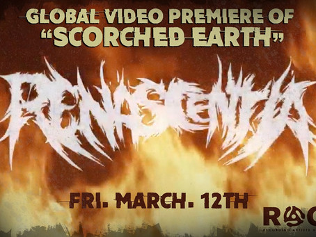 """""""Scorched Earth"""" Premier from Renascentia"""