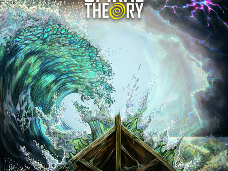 an oceanic sized journey with The Spiral Theory