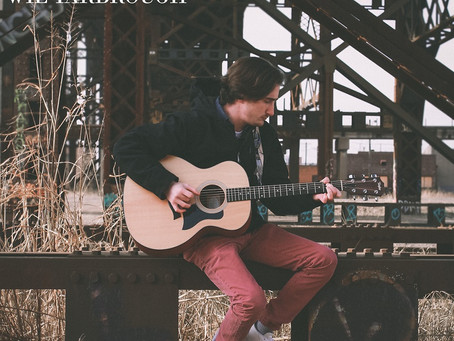 """Wil Yarbrough Sings About Heartbreak with """"Take IT slow"""""""