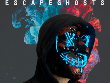 Escapeghosts releases a vhs slahser Inspired synthwave single and video