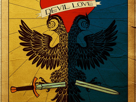 """Devil Love Drops a driving Rock N'' Roll single with """"Everywhere Leads The Sound"""""""