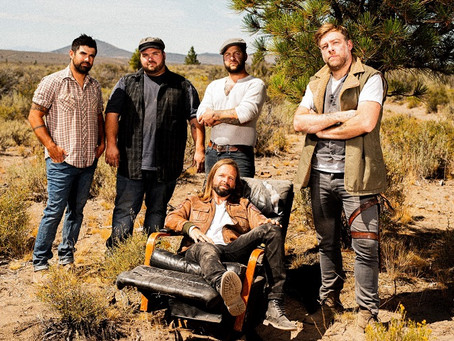 The Old Revival Returns With A Rock Anthem