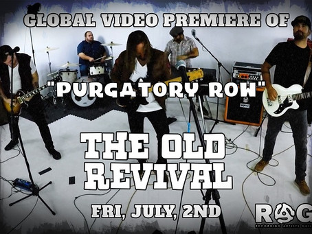 The Old Revival Sets The new Standard In Rock Singles