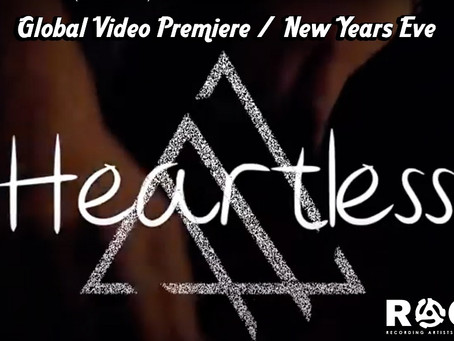 """Global Premier - Lost In Silence Covers """"Heartless"""""""