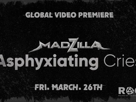 "MadzillA Premiers ""Asphyxiating Cries"""