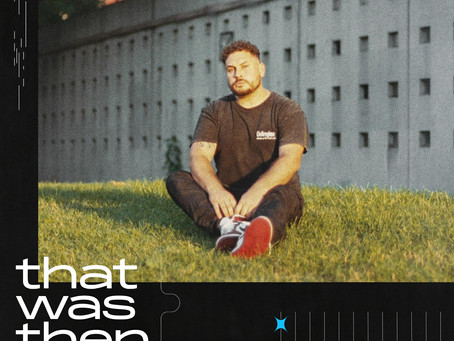 "Hagen Brings The Fire With ""That Was Then"" EP"