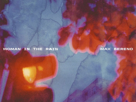 """Max Berend Tells A Vivid Story With """"Woman In The Rain"""""""