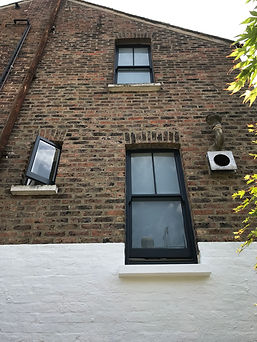 Sash window restoration Brighton