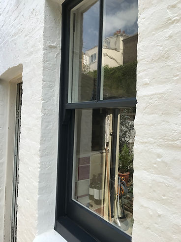 Wooden sash window repair eastbourne