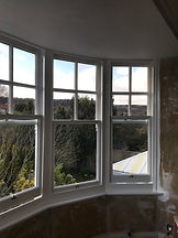 Sash window job in Eastbourne