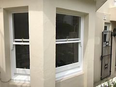 sash window restoration Hastings