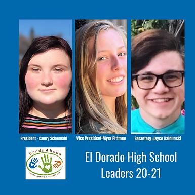 El Dorado High School Leaders 20-21.png