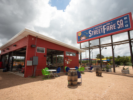Alpine's Construction Project - Street Fare SA - Opens for Business