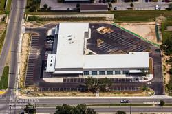 UTSA Plaza Aerial