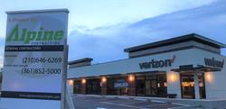 Verizon Wireless Shell