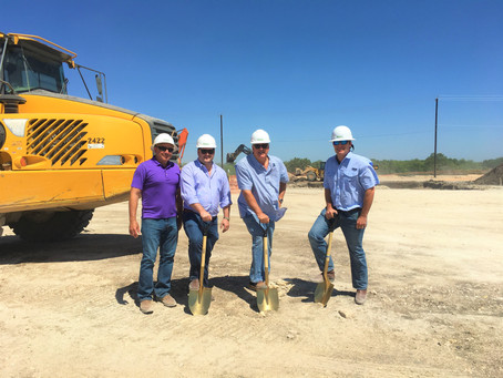 Alpine Breaks Ground on La-Z-Boy Furniture Gallery