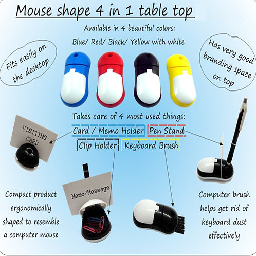 Mouse Shape Table Top
