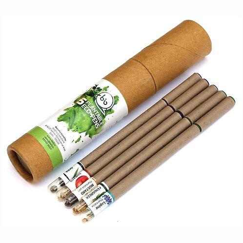5 Plantable Pens