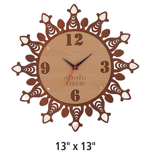 Wall Clock-1005