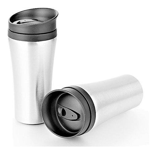 Double Wall Steel Mug