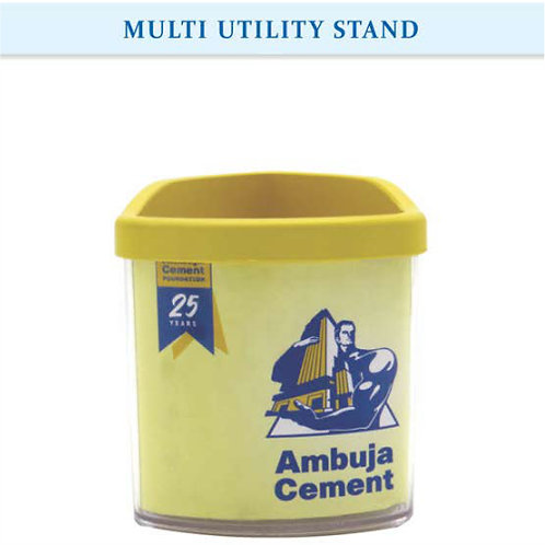 Multi Utility Stand (3 Side Ad)