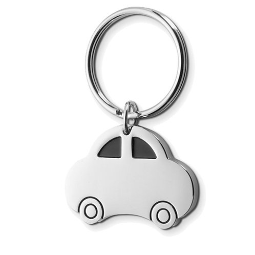 Car Shape Keychain