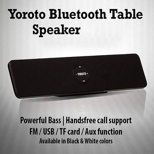 Bluetooth Table Speaker