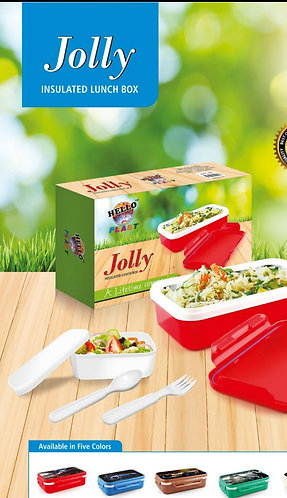 Jolly Insulated Lunch Box