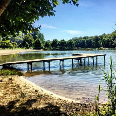 L'étang de Tamniès