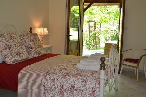One of our 5 B&B rooms