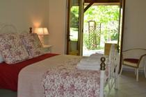 Kamer met dubbel bed