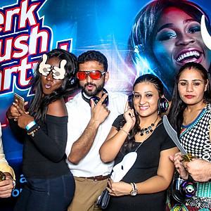Perk Hush Party Reloaded - BIG CONCERT