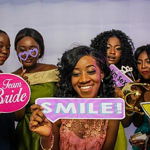 Kwabena & Beverly Wedding