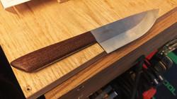 Mahogany Knife