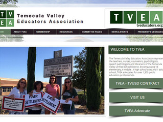 TVEA Launches our new Website