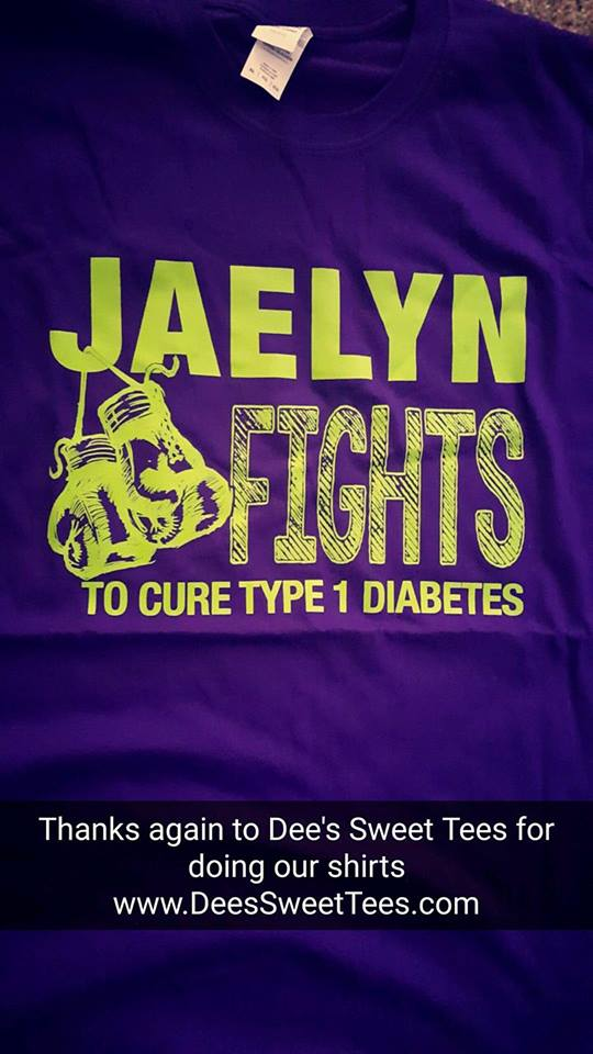 JAELYN FIGHTS