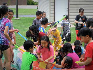 그레이스무궁화 한국학교에서 2019년도 여름학교를 개강합니다.
