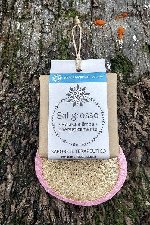 Sabonete Terapêutico sal grosso