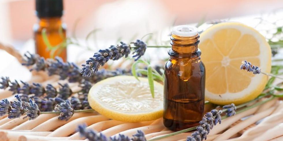 Aromaterapia para o dia-a-dia