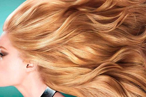 Xampu Hidratação e Leveza: para cabelos secos