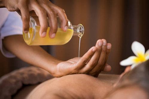 Óleo de massagem relaxante - 120ml