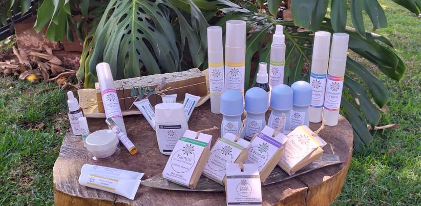 Naturais, cheirosos e cuidam da saúde de toda família