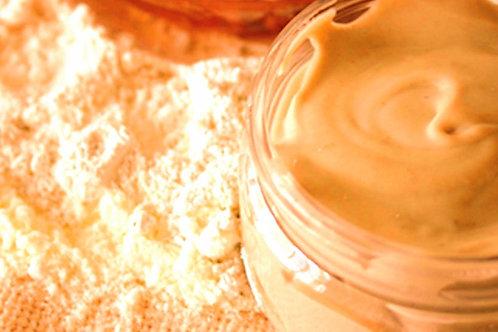 Máscara de Argila Amarela com óleos essenciais - pronta