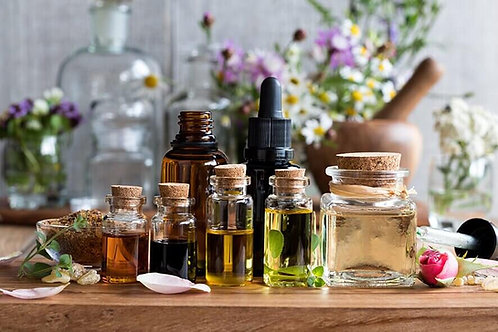 Sinergias para tratamento Aromaterapia para acne severa