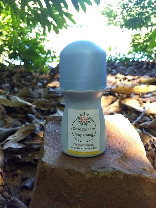 Desodorante May Chang