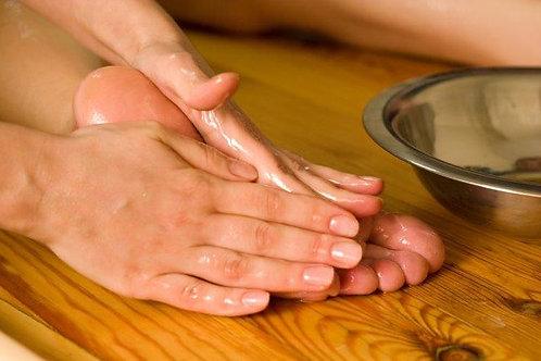 Óleo de massagem energizante mini