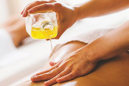 Óleo de massagem estimulante -100ml